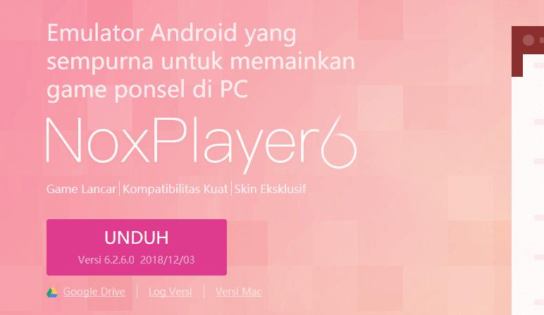 Adalah salah satu rekomendasi emulator Android ringan Ini 4 Tutorial Mengatasi Nox Has Stopped Working Jadi Normal Lagi