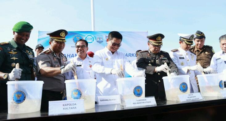 Gubernur Irianto Ajak Milenial Manfaatkan Teknologi untuk Berantas Narkoba