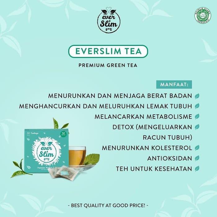 manfaat everslim tea