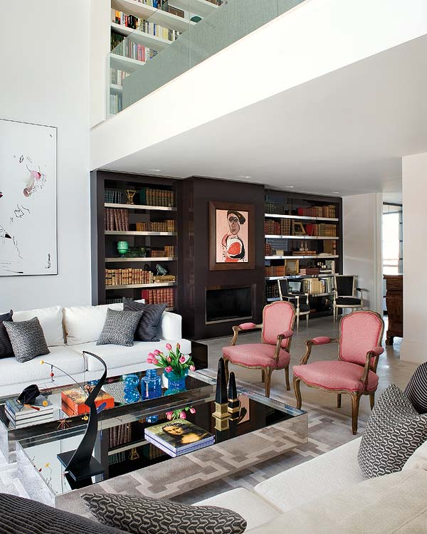 42 Gorgeous Living Room Color Ideas For Every Taste Best: Celebrity Homes Interior: Perfect Mix