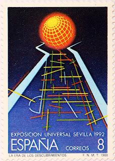 EXPOSICIÓN UNIVERSAL DE SEVILLA, EXPO´92