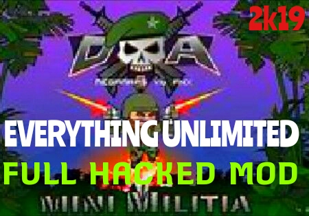 Download Mini Militia Mod