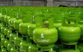 daftar alamat agen gas elpiji 3kg, 5,5kg dan 12kg daerah jakbar