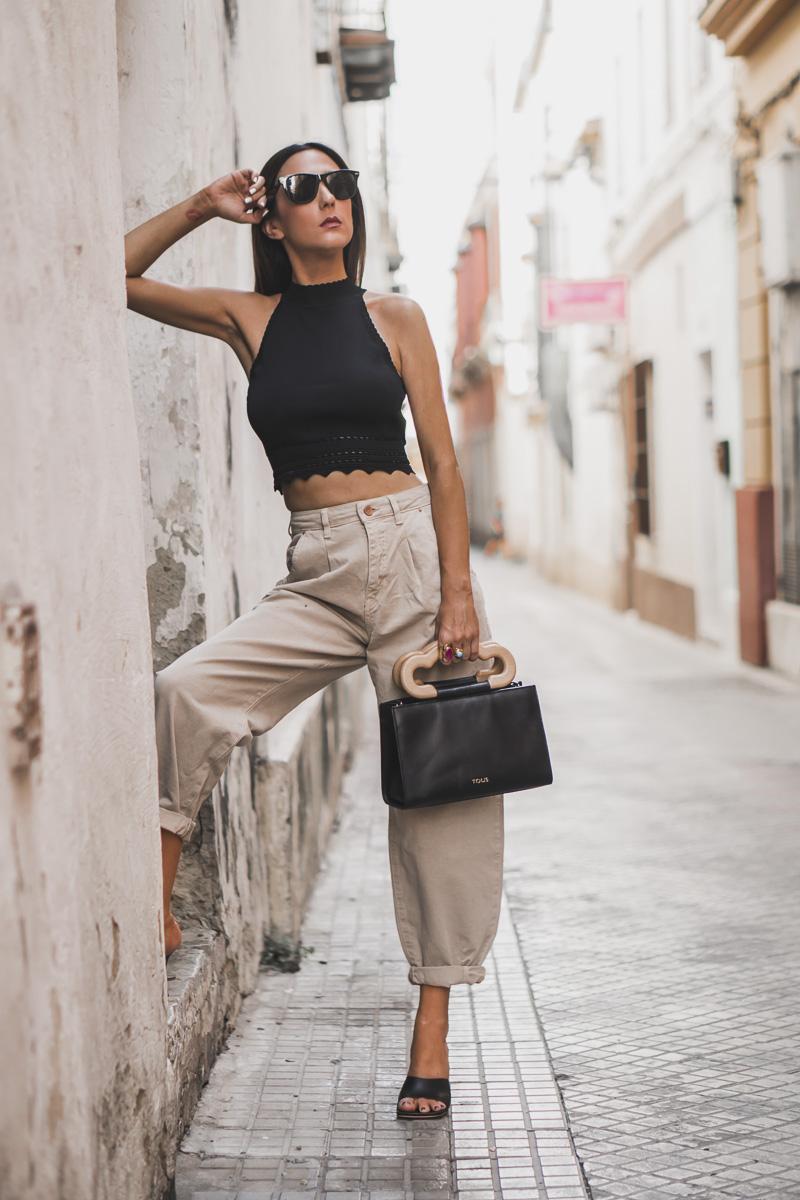 ZARA SLOUCHY JEANS - Shoes And Basics | Patti Santamaria - Moda ...