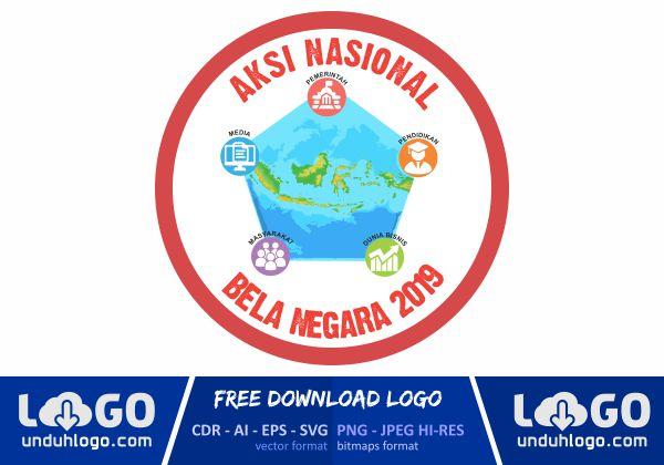 Logo Hari Bela Negara 2019