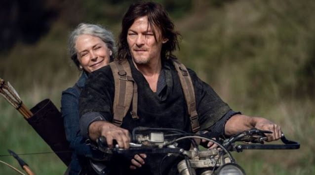 The Walking Dead: Carol and Daryl's spin-off will be very different in some ways