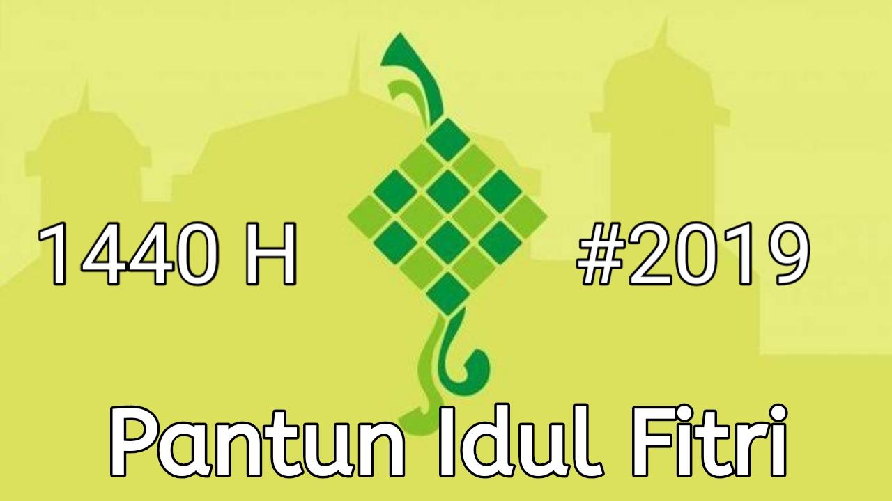 Pantun Selamat Idul Fitri 1441 Hijriah 2020