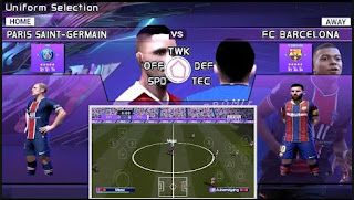 Download PES 21 MOD FIFA 21 PPSSPP V6 With Realistic Faces HD Graphics & Spanish Commentary