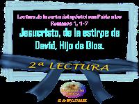 Resultado de imagen para Pablo, siervo de Cristo Jesús, llamado a ser apóstol, escogido para anunciar el Evangelio de Dios.