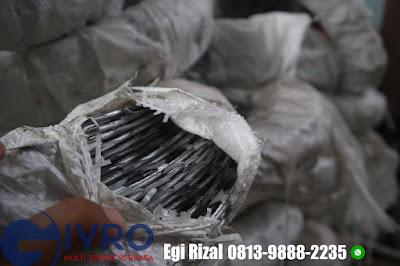Distributor Kawat Silet