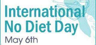 International No Diet Day Wishes Pics