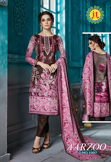 JT Aarzoo lawn Pakistani Suits catalog wholesaler