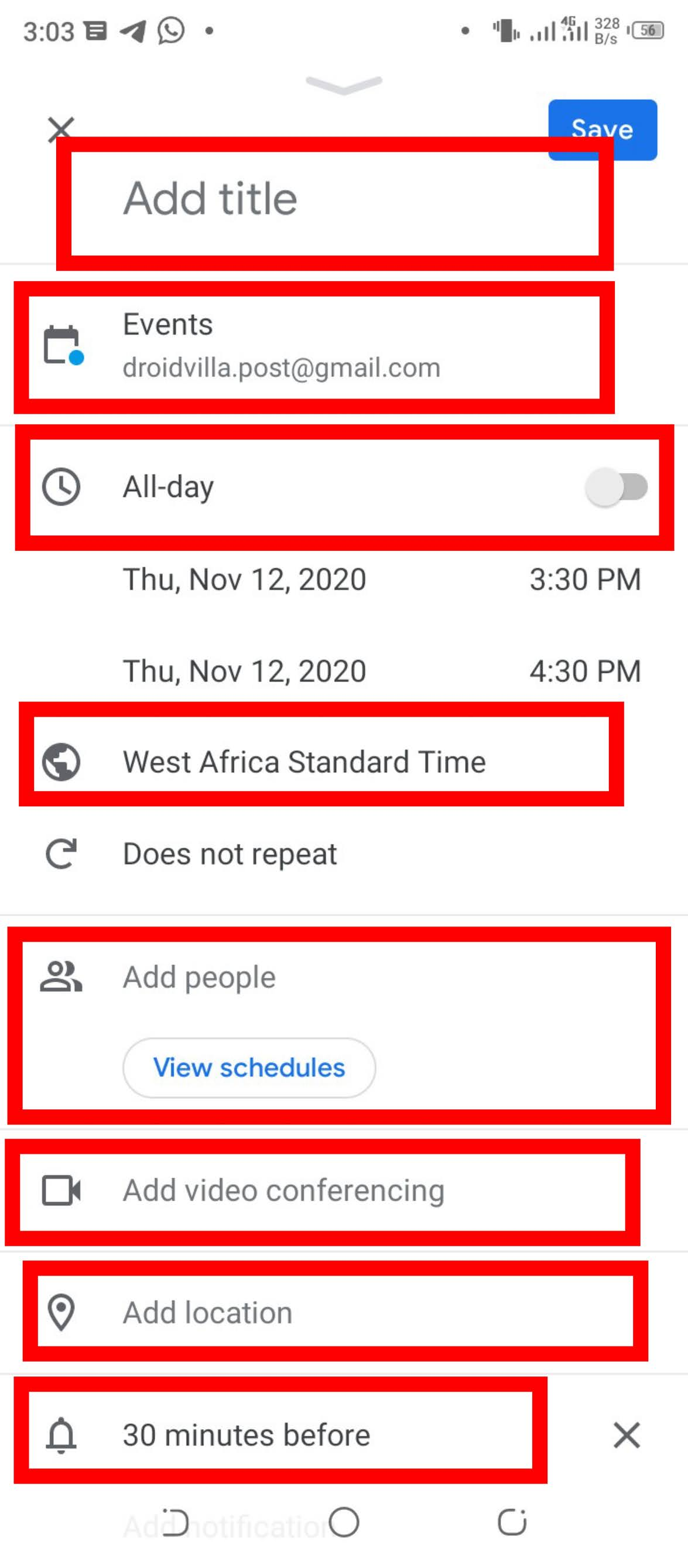Google meet schedule a meeting
