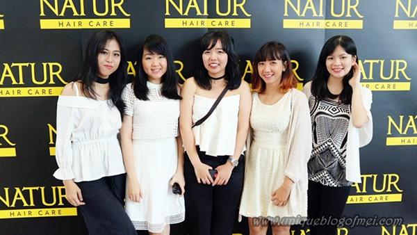 Natur Hair Beauty Dating 2017 Event Report + Products Review #KUATDARIAKAR