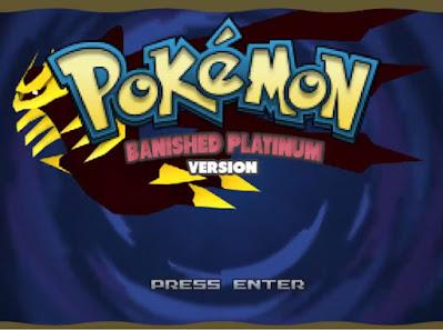 Pokemon Banished Platinum para Android Imagen Portada