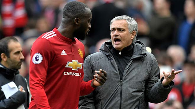 """Lukaku tịt ngòi 9 trận: """"Voi rừng"""" đòi rời MU vì bất mãn Mourinho 2"""