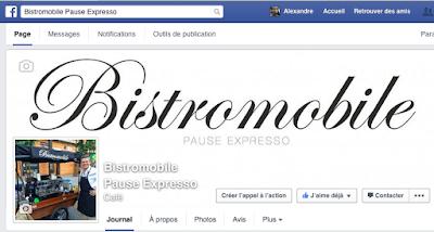 Bistromobile sur Facebook