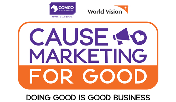 ComCo Southeast Asia, World Vision, Cause Marketing for Good Virtual Conference, MSMEs, SMEs, Covid-19, new normal, pandemic, SMEs, marketing, PR agency, CRM, cause-related marketing, social issues, marketing efforts, business, online conference, Philippine economy, online selling, Ideas X Machina, public relations, creatives,