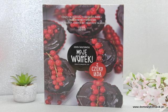 Dorota Świątkowska - Moje wypieki z czekoladą książka