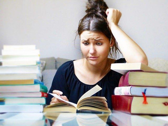 6 Tips Hilangkan Stress Belajar Dengan Berkesan
