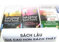 """Hội xuất bản Việt Nam """"tuyên chiến"""" với nạn vi phạm bản quyền"""