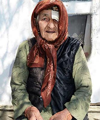 Koku Istambulova dari Chechnya