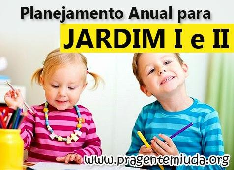 Plano de aula para estagio na educação infantil