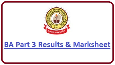 PDUSU BA 3rd Year Result 2020
