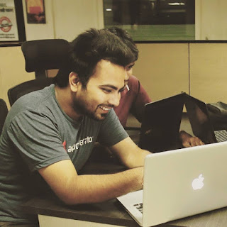 Cyber Security researcher Mohit Sahu