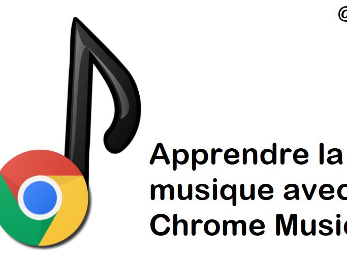 Outils et activités Google pour l'éducation musicale