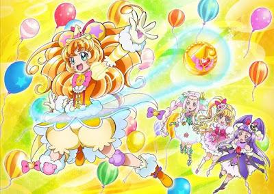 Eiga Mahou Tsukai Precure! Kiseki no Henshin! Cure Mofurun!