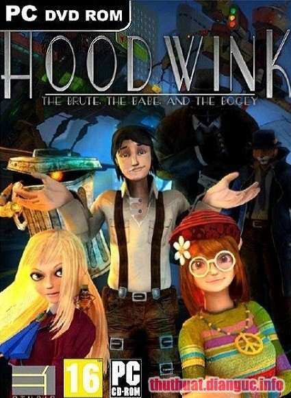 tie-smallDownload Game Hoodwink v1 0 – THETA Full crack