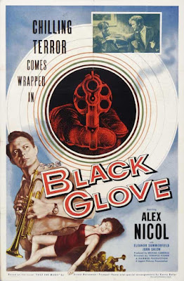 The Black Glove Poster