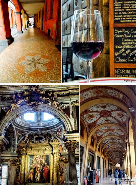Atrações do Centro Histórico de Bolonha