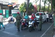 Peringati Milad Ke 55, KOKAM Pemuda Muhammadiyah Di Tuban Bagikan Ribuan Masker