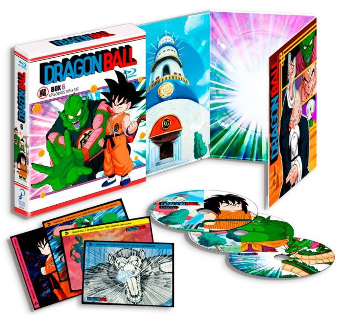 Dragon Ball - Box 6 BD - Selecta Visión