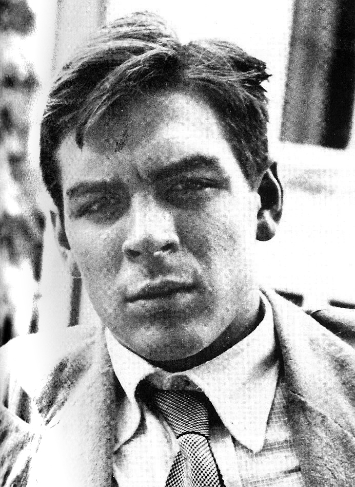 22 year old Ernesto Guevara in 1951
