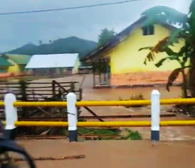 Dua Desa di Kecamatan Pajo Kebanjiran, Begini Kondisinya