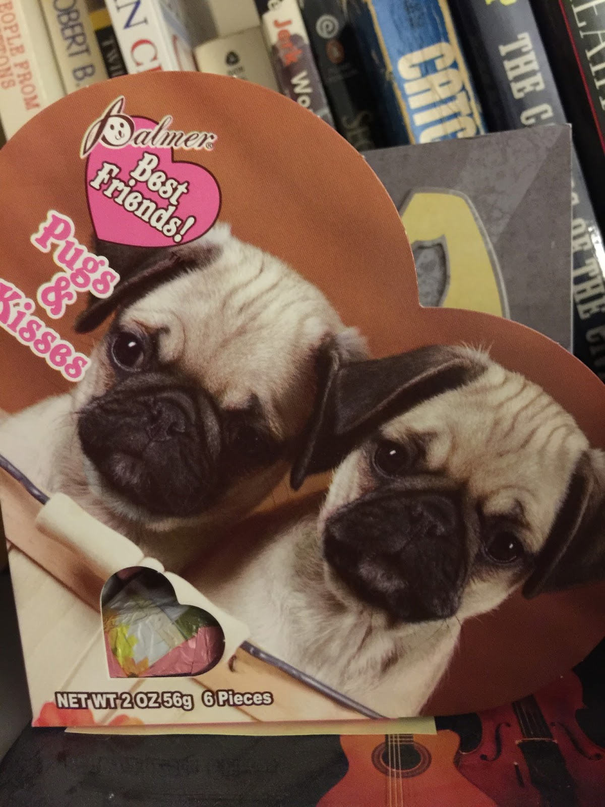Pugmom Quilts Pugtastic Tuesday Pug Valentines