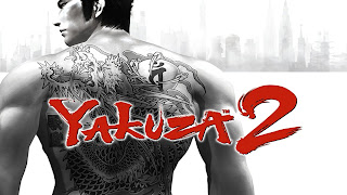 Yakuza Kiwami 2 Cover Wallpaper