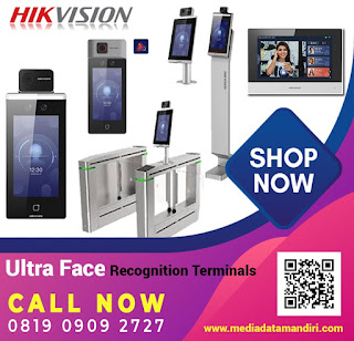 Paket Thermal Camera Hikvision