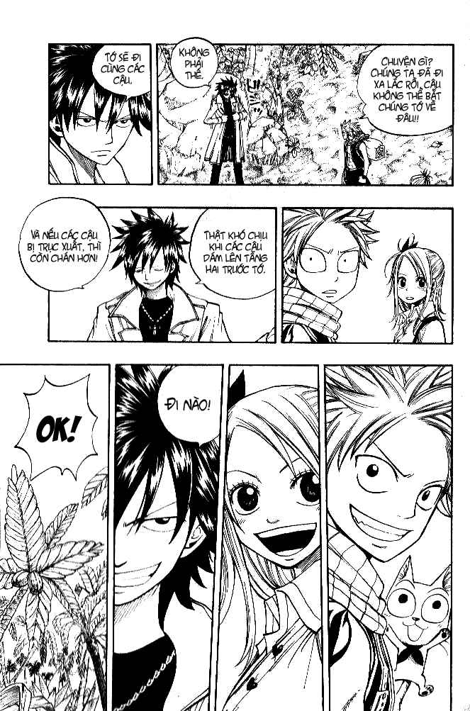 Fairy Tail Chap 26