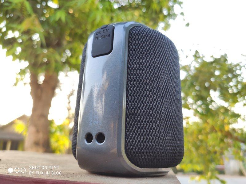 Review Lenyes S805, Speaker Portabel NFC Murah yang Menggelegar
