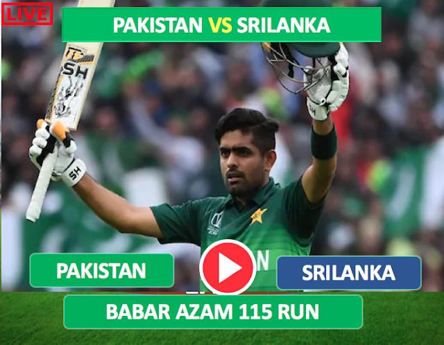Watch : Pakistan star batsman Babar Azam (115 ) runs,Pakistan's Win Over SriLanka