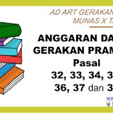 Anggaran Dasar (AD) Pramuka Terbaru Hasil Munas 2018 (isi Pasal 32,33,34,35,36,37,38)