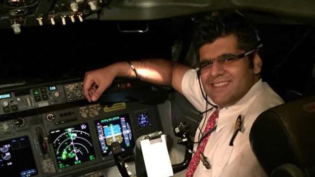 इंडोनेशिया में क्रैश हुए फ्लाइट के पायलट दिल्ली के  थे भव्य सुनेजा