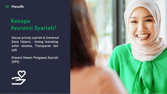 Kenapa pilih asuransi syariah?
