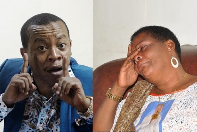 Steve Nyerere Amchana Mama Kanumba