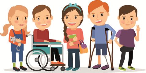 مفهوم  ذوي الاحتياجات الخاصة