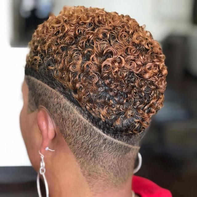 2019 Beautiful Natural Hairstyles
